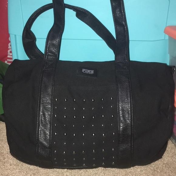 PINK Victoria s Secret Bags   Pink Victoria Secret Tote Bag   Poshmark 7dba2888c3